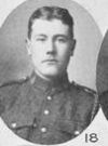 Photo of Albert Rose– In Memory of those who served in the 106th Overseas Battalion Nova Scotia Rifles.  Submitted for the project, Operation: Picture Me
