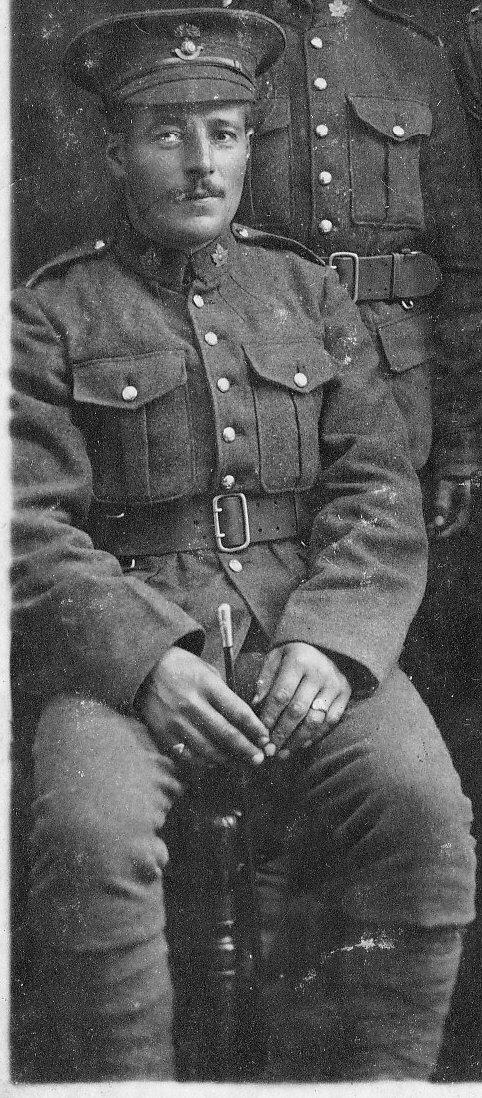 Photo of Herbert Charles Benstead