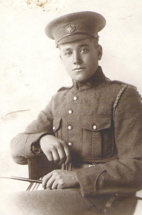 Photo of Stanley Harris