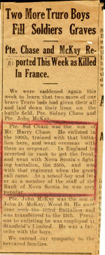 Newspaper Clipping– Submitted for the project, Operation: Picture Me