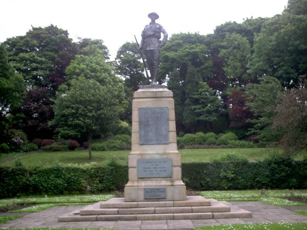 Rochdale War Memorial