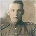 Photo of William Chester Barnes– Lance Corporal William Chester Barnes.   Killed by enemy machine gun fire, while in charge of a Lewis Gun section, Abancourt France.