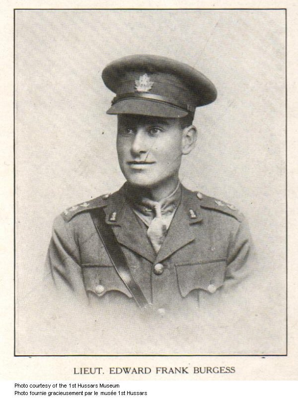 Photo of Edward Francis Burgess