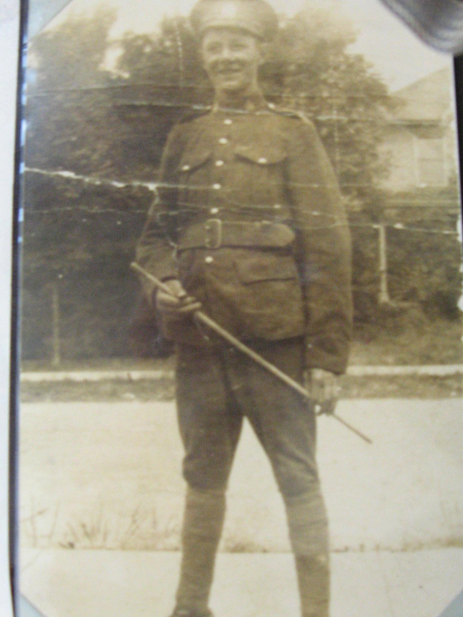 Photo of Edward Thomas Teggin