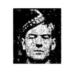 """Newspaper Clipping– Articles about Pte. William Taylor.  Pte. William Taylor signed his attestation in Toronto as """"William Thomas Taylor""""."""