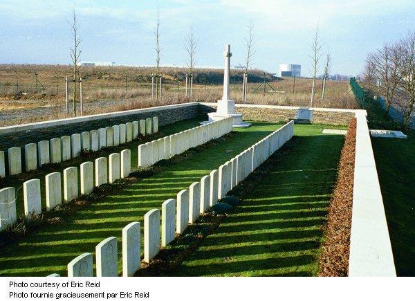 Photo du cimetière