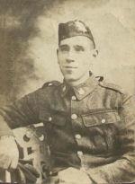 Photo de George Rose – George Rose MM 42nd Battalion