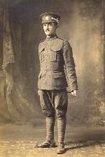 Photo of William John Bellboddy– William John Bell-Boddy in Uxbridge, Ontario.