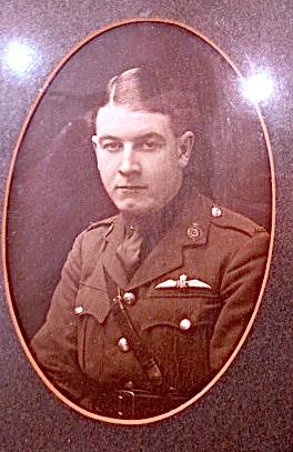 Photo of ERSKINE W GORDON– Photo of Lt. Erskine GORDON