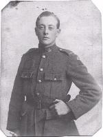Photo of James Hamilton Algeo– James Hamilton Algeo. Son of John and Jane Algeo of Winnipeg. Born Londonderry, Ireland.