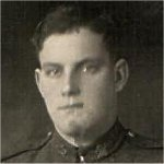 Photo of John Essley Anderson– My uncle, Private John Essley Anderson, P.P.C.L.I., killed in action on November 8, 1918