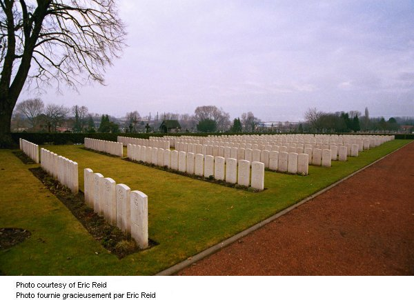 Valenciennes (St. Roch) Community Cemetery