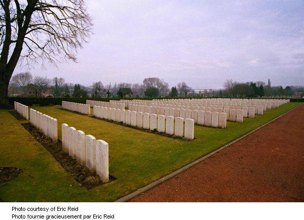 Valenciennes (St. Roch) Community Cemetery