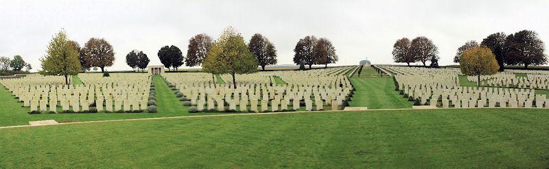 Cabaret-Rouge British Cemetery