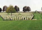 Cabaret-Rouge British Cemetery– A panoramic view of the Cabaret-Rouge British Cemetery, located approximately 6 kilometres from the Vimy Memorial, just outside of Souchez, France. May they rest in peace. (J. Stephens)