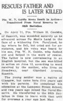 Newspaper clipping– From the Daily Colonist of July 6, 1917. Image taken from web address of https://archive.org/stream/dailycolonist59y179uvic#page/n0/mode/1up
