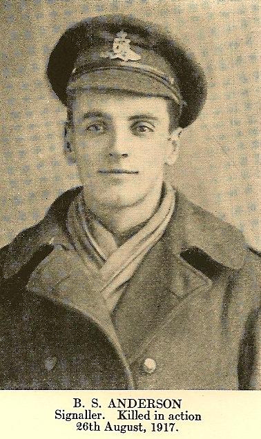 Photo of Bernard Stuart Anderson