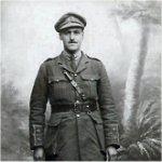 Photo of J.D Armstrong– Lt. J.D Armstrong France December 14, 1916