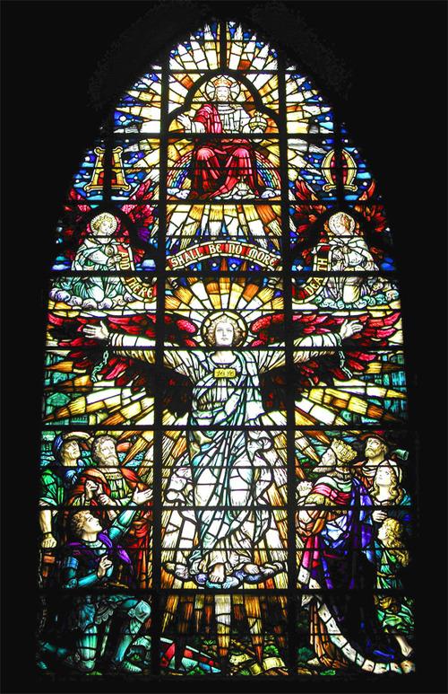 Memorial– St Andrew's Church Ottawa WWI memorial