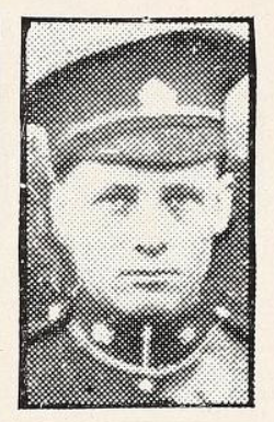 Photo of WALTER KENNETH EXLEY– Photo from the National Memorial Album of Canadian Heroes c.1919. Submitted for the project, Operation: Picture Me.