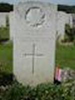 Grave Marker– Grave Maker - Picture Taken August 3, 2011