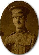 Photo of Frank Bennett– Summer 1916