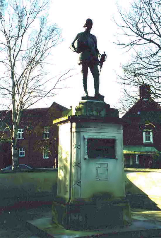 Shrewsbury School War Memorial