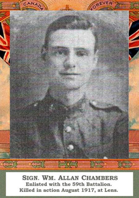 Photo of William Chambers