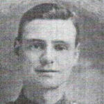Photo of William Chambers– Source:  Canada's Heroes in the Great World War / Cornwall, Alexandria, Vankleek Hill, Hawkesbury and Intermediate Points.  Edited by Noah J. Gareau. Memorial Edition / Volume I.  War Publications Limited, Ottawa, Ontario, 1921.