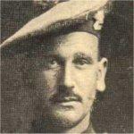 Photo de George Hardie Cruickshank – Cet hommage figure dans l'édition spéciale de 1919 de « Our Heroes in the Great War » préparée par J. H. De Wolfe, Patriotic Publishing Co., Ottawa.