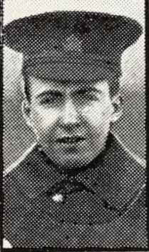 Photo of JOSEPH DAY– Photo from the National Memorial Album of Canadian Heroes c.1919. Submitted for the project, Operation: Picture Me.