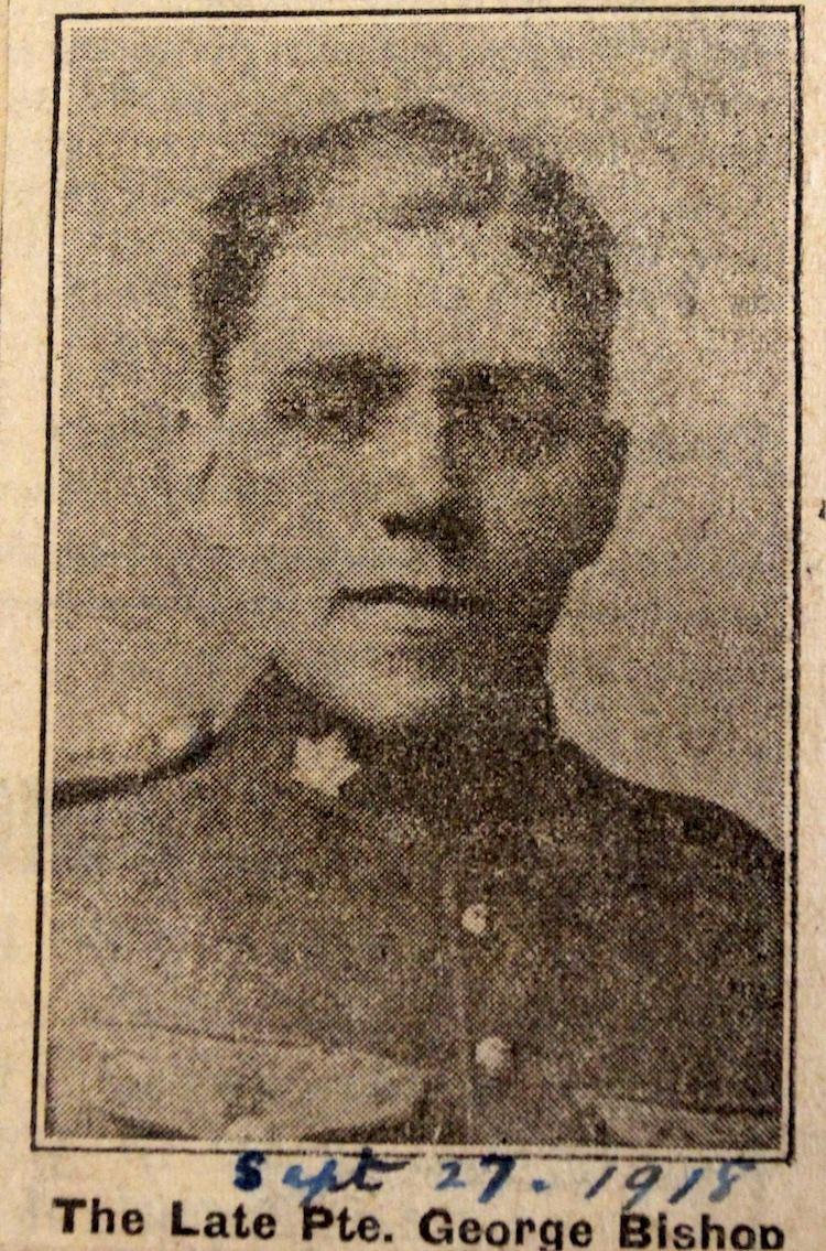 Photo of GEORGE GREEN BISHOP