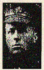 "Newspaper Clipping– Newspaper article announcing Lt. Lorne Bean Craig's Military Medal:  ""For conspicuous gallantry in reconnoitering the enemy's line under fire, both by day and by night, and rendering very valuable reports before and after operations, and gallant conduct near Courcelette, on Sept. 20, 1916."""