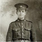 """Photo of Samuel Oliver– Book of Remembrance (A record of the men of Port Hope who  participated in the Great War of 1914-1918)"""" by James A. Elliott, Chairman  of Committee, Port Hope, Jan 1, 1919 (Transcribed by Peter Bolton 2001)"""