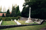 Cemetery– Photo source: The Commonwealth War Graves Commission Website