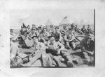 Group Photo– A picture of some soldiers Beech sent to the Mercers. Source: Pauline Mercer Collection