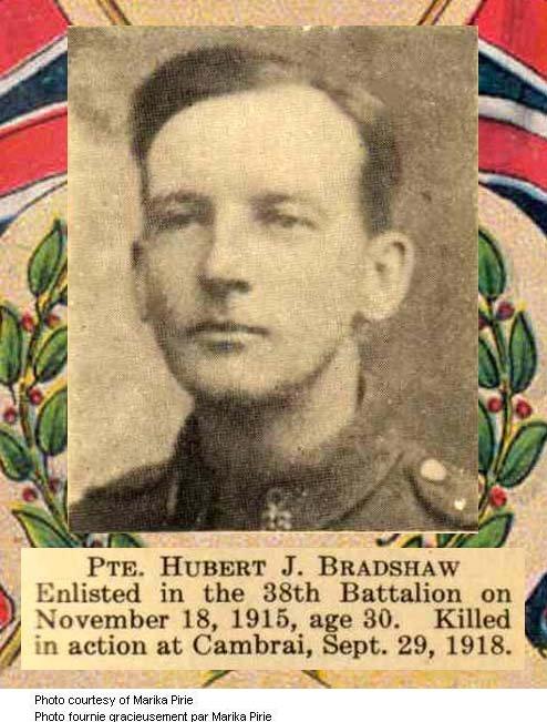 Photo of Herbert James Bradshaw