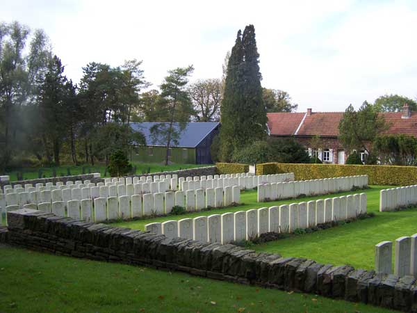 Bourlon Wood Cemetery