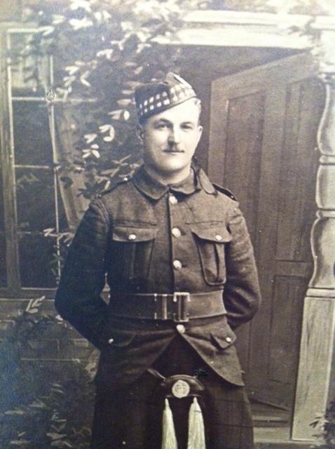 Photo of Henry David Austin– Henry David Austin Private Canadian Infantry 15 Bn.