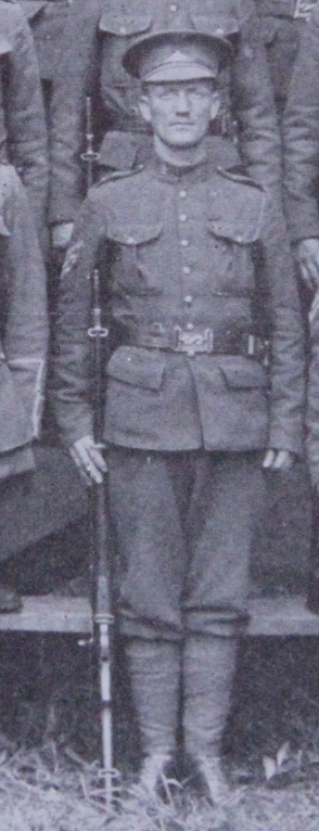 Photo of JAMES GARSTON– Served with the 35th Battalion CEF. Submitted for the project, Operation: Picture Me