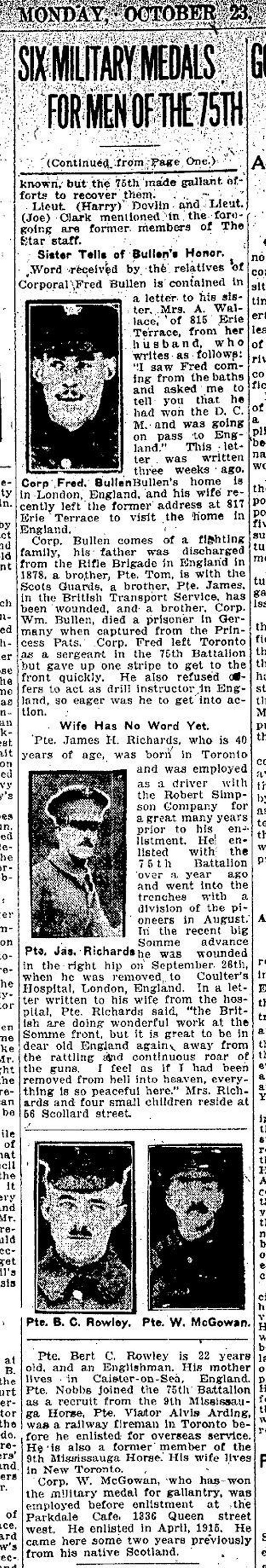 Newspaper Clipping (2 of 2)