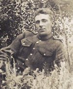 Photo of William 'Spencer' Hollowell– Spencer Hollowell.  He was the uncle of Donald and Robert Spencer Hollowell, who died in the Second World War.