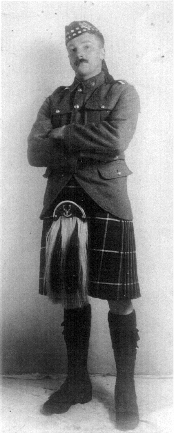 Photo of John Louis Moilliet