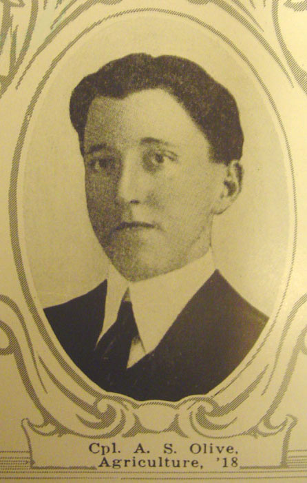 Photo of Alfred Olive