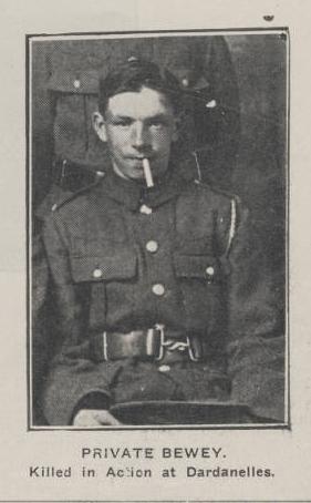 Photo of EDWARD BEWHEY