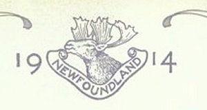 Royal Newfoundland Regiment Badge