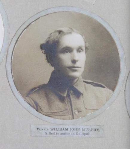 Photo of WILLIAM JOHN MURPHY