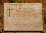 Gravestone of Private William John Murphy– Gravestone of Private William John Murphy, Azmak Cemetery, Suvla, Turkey.