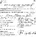 Attestation Papers– Attestation Paper  Source Library and Archives Canada Soldiers of the First World War.