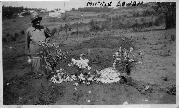 Edwin Savage's Grave site